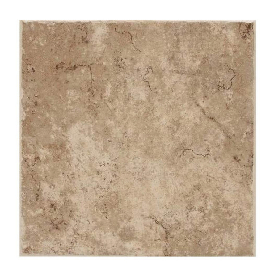 Shop Style Selections Fall Creek Fawn Ceramic Wall Tile Common 6 In X 6 In