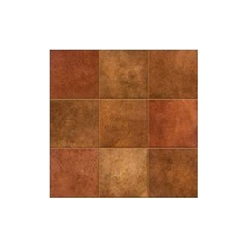American Olean 18-in x 18-in Leather Stone Grand Canyon Ceramic Floor Tile