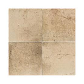American Olean 8-Pack Costa Rei Oro Miele Ceramic Floor Tile (Common: 18-in x 18-in; Actual: 17.75-in x 17.75-in)
