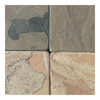 American Olean 12-in x 12-in Autumn Mist Natural Travertine Wall and Floor Tile