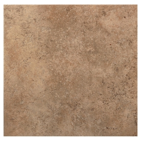 Olean 12 In X 12 In Barella Mocha Ceramic Floor Tile At