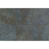American Olean 15-Pack 12-in x 12-in Highland Ridge Autumn Thru Body Porcelain Floor Tile
