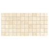 American Olean 12-Pack Lyndhurst Mosaics Mosaics Millstone Ceramic Mosaic Square Floor Tile (Common: 12-in x 24-in; Actual: 12-in x 24-in)