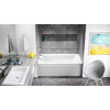 Jacuzzi Primo White Acrylic Rectangular Whirlpool Tub (Common: 32-in x 60-in; Actual: 19-in x 32-in x 60-in)