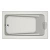 Jacuzzi Primo 60-in L x 36-in W x 21-in H Acrylic Rectangular Drop-In Air Bath