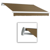 Awntech 8-ft Wide x 7-ft Projection Tan Slope Patio Retractable Manual Awning