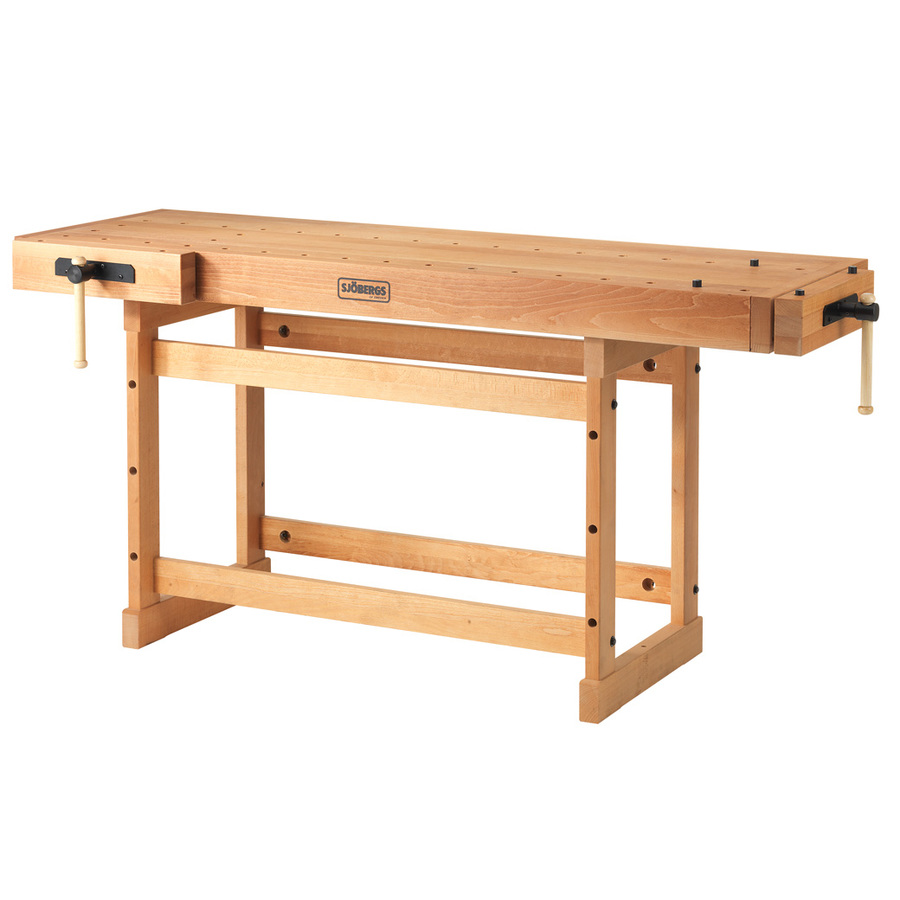 Shop Sjobergs 27.937-in W x 35.437-in H Wood Work Bench at ...