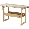 Sjobergs 19.656-in W x 32.281-in H Wood Work Bench