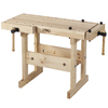Sjobergs 19.281-in W x 33.875-in H Adjustable Wood Work Bench