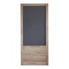 Screen Tight Wood Screen Door (Common: 36-in x 80-in; Actual: 36-in x 80-in)