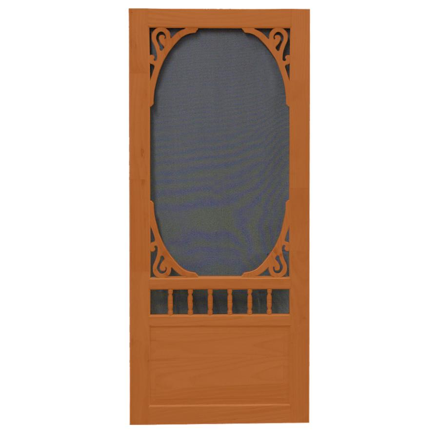 Lowe S Wooden Screen Doors ~ Shop screen tight wood door common in