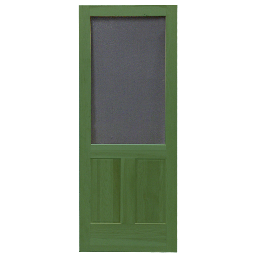 Lowe S Wooden Screen Doors ~ Wooden screen doors casual cottage