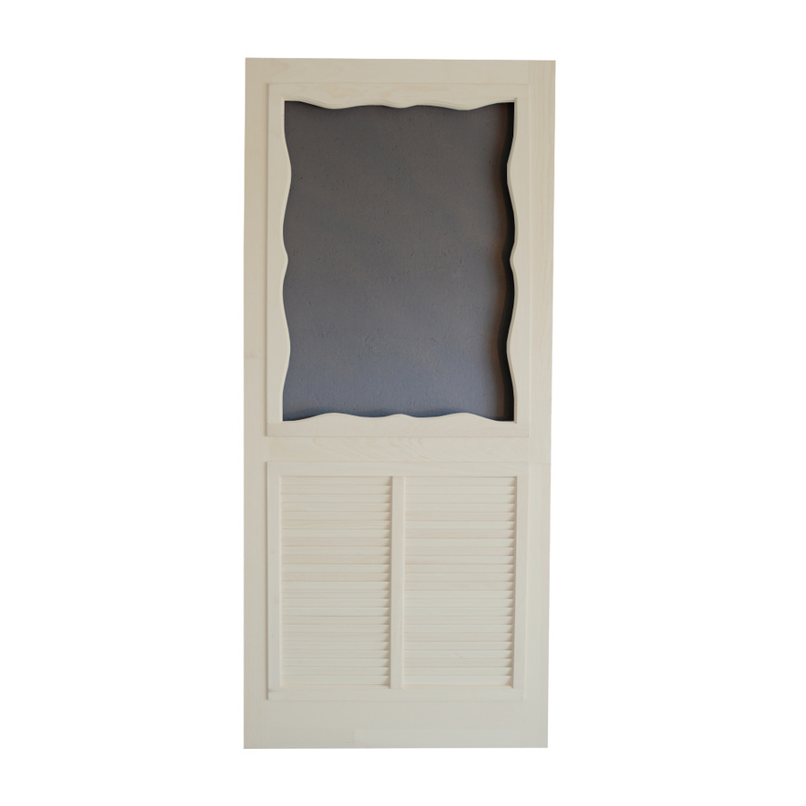 shop screen tight wood screen door at