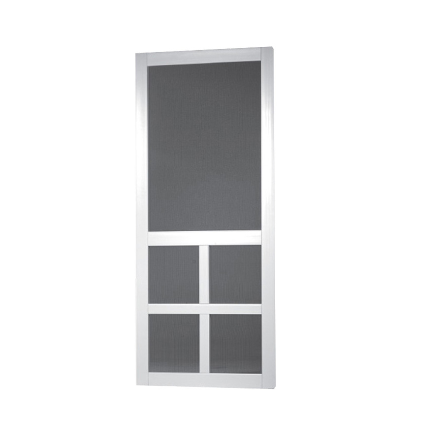 Lowe S Security Storm Doors : Security screen doors lowes home