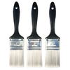 Project Source 3-Pack Polyester Wall Paint Brush (Common: 2-in; Actual: 2.01-in)