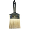 Project Source Natural Bristle and Polyester Blend Wall Paint Brush (Common: 4-in; Actual: 4.038-in)