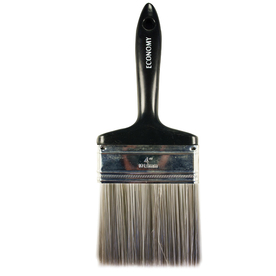 Project Source Polyester Wall Paint Brush (Common: 4-in; Actual: 4.079