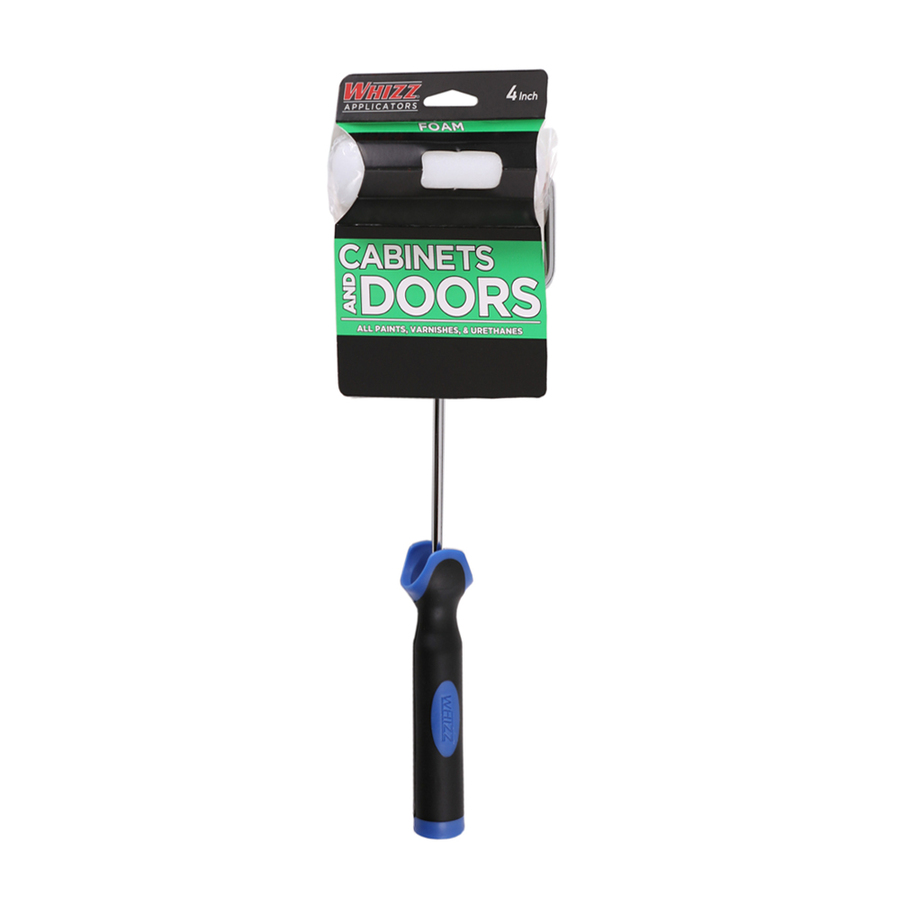 Shop WHIZZ 4-in Mini Paint Roller Frame at Lowes.com