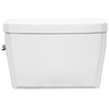 Niagara Conservation Flapperless White 1.6-GPF (6.06-LPF) 12-in Rough-In Single-Flush High-Efficiency Toilet Tank