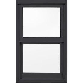 JELD-WEN 8100 Series Vinyl Double Pane Double Strength Replacement Single Hung Window (Rough Opening: 36.25-in x 49.875-in; Actual: 35.75-in x 49.375-in)