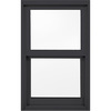 JELD-WEN 62-in x 49-5/8-in 8100 Series Vinyl Double Pane Replacement Single Hung Window