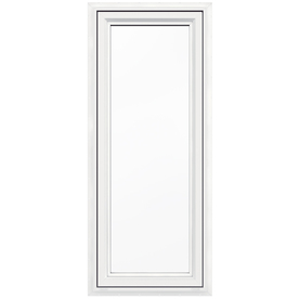 Shop jeld wen v4500 1 lite vinyl double pane double for 18 x 24 vinyl window