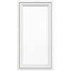 JELD-WEN 30-in x 60-in Premium Series 1-Lite Vinyl Double Pane New Construction Casement Window