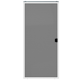 Shop jeld wen builders white aluminum sliding screen door for Aluminum sliding screen door