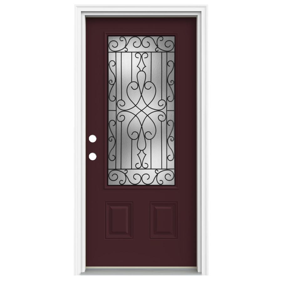Entry Doors 4 Lite Entry Door