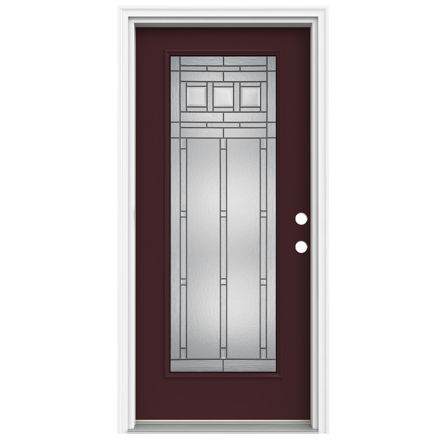 Entry doorse for Lowes fiberglass exterior doors
