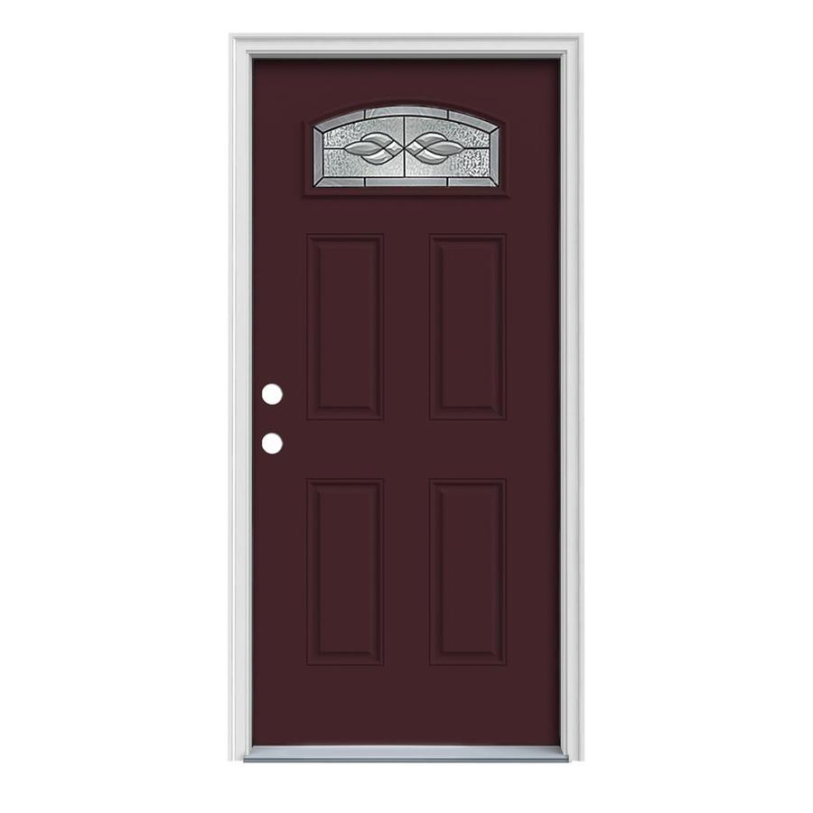 Lowes doors exterior shop reliabilt craftsman 6 lite for Lowes exterior doors