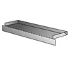 JELD-WEN 1-Panel Insulating Core Primed Steel Unfinished Prehung Entry Door (Common: 36-in x 80-in; Actual: 36-in x 80-in)
