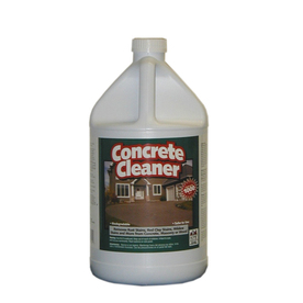 Shop home advantage gallon concrete cleaner at for Indoor concrete cleaner