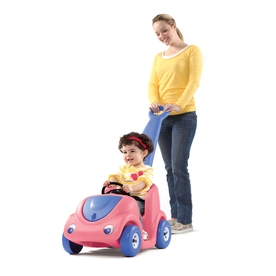 Step2 Push Aound Buggy-Pink