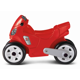 Step2 Motorcycle Red