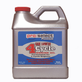 PRO SELECT 48-oz ProSelect 4-Cycle 30W Engine Oil