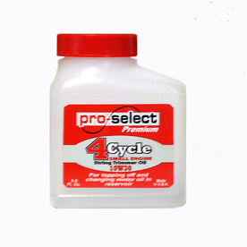 PRO SELECT 3.4 oz Pro Select String &amp; Trim Engine Oil