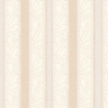 Style Selections Beige/White Leaf Stripe Texture Wallpaper