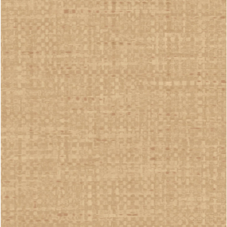 Textured Wallpaper: Shop Allen + Roth Tan Strippable Non-Woven Prepasted
