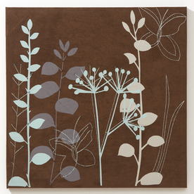 Graham & Brown 20-in W x 20-in H Canvas Wall Art