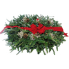Fresh Christmas Cemetery Blanket