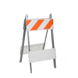 Three D Traffic Works Type I Plastic Barricade