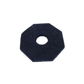 Three D Traffic Works 10 Lb. Rubber Delineator Base