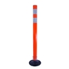 Three D Traffic Works Traffice Orange Post and Base