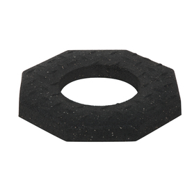 Three D Traffic Works Rubber Channelizer Base
