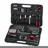 Task Force 185-Piece Standard/Metric Mechanic's Tool Set with Case