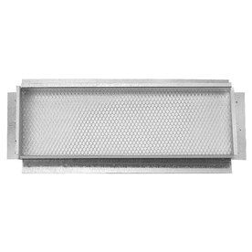 CMI Soffit Vent 14 In. x 5 In. Galvanized