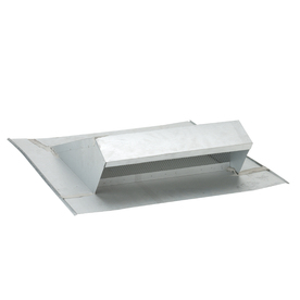CMI 19-in x 4-in Galvanized Steel Roof Vent