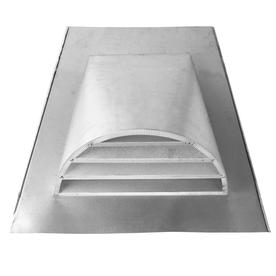 CMI 12-in x 24-in Galvanized Steel Roof Vent