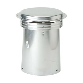 CMI 4-in Dia Aluminum Rain Cap
